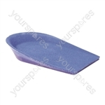 Pair of Fabric and Silicone Heel Cup (for Spur Central)