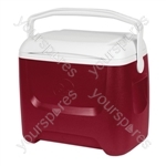 Island Breeze 28 Coolbox - Red/White