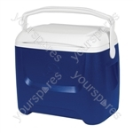 Island Breeze 28 Coolbox - Blue/White