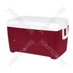 Island Breeze 48 Coolbox - Red/White