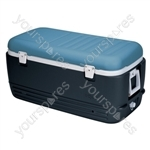 Maxcold 100 Coolbox - Grey/Blue