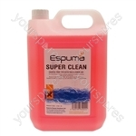 Super Clean TFR With Wax & Rinse Aid - Concentrate - 5 Litre