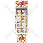 Mixed 3D Air Fresheners - CDU Of 160 With 16 Peg Floor Stand