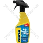 Rain X Rain Repellent Trigger Spray - 500ml