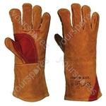 Reinforced Welding Gauntlets - Brown - X Large - XL