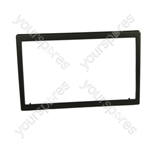 Double DIN Trim - Black