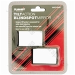 Blind Spot Mirror - Tilt Action - Pack Of 2 - 6 x 4cm