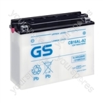 Motorcycle CB Series Battery 12V - 16Ah - 200CCA