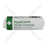 HypaCover Medium Sterile Dressings - 12 x 12cm - Pack of 6