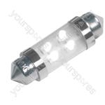LED Bulb - 12V 11 X 38Mm-LED - White