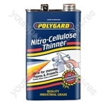 Nitro-Cellulose Thinners - 5 Litre