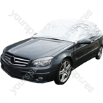 Water Resistant Car Top Cover - Small (Hatchback) - Up to 2.5m