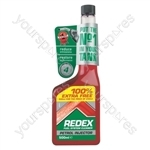 Redex Injector Cleaner - 250ml with 100% Extra Free