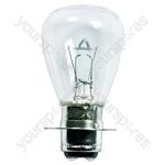Headlamp Bulb - 12V 45/40W P15D-3 - 30mm