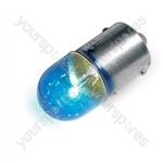Standard Bulbs - 12V 5W - Prism 207 (Blue) - Pack Of 2 - 18mm