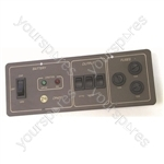 CP-400 Marque 1 Switch / Fused Control Panel