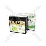 Fulbat Sla12-20 Replacement Battery For Ride On Lawnmower