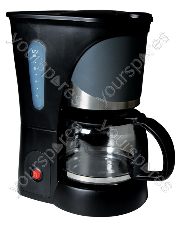 Coffee Maker Qualifications : Filter Coffee Maker FCLCM663/H by Frigidaire