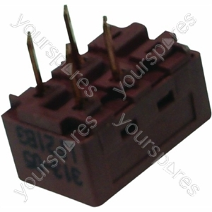 Indesit Cooker Hood Lamp Switch