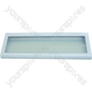 Crisper Box Front Panel (492x155mm)