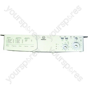 Indesit Cont Panel + Hand Con Panel & Handle
