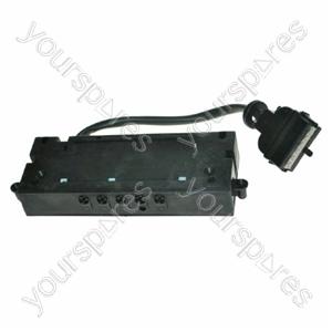 Hotpoint Control panel HDMI90.1 ix Spares
