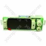 Indesit Dishwasher LCD Card Display