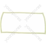 Indesit White Magnetic Fridge Door Seal