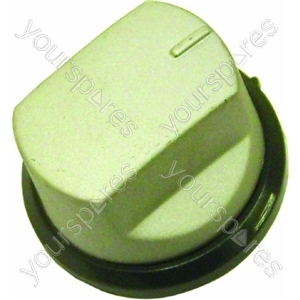 Control Knob - Stainless Steel
