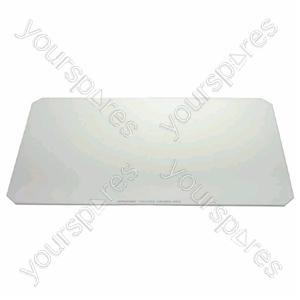 Hotpoint Main door inner glass [bu] Spares