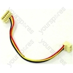Indesit Main Oven Potentiomenter Wiring Harness