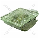 New World CKG32042BR Square Oven Lamp