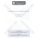 Hotpoint WD420P Handbook 6kg Wd