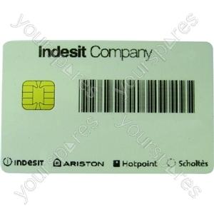 Indesit Card wixe127uktev ev oii8kb sw28514120000