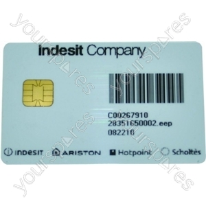Indesit Smartcard cold wf530 (scrd/cold)
