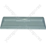 Indesit Refrigerator Transparent Drawer Front - 429 x 155 mm