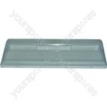 Indesit Refrigerator Transparent Drawer Front - 429 x 155 mm