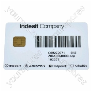 Hotpoint Card 8K 4D entry segment SW28648860000 Spares