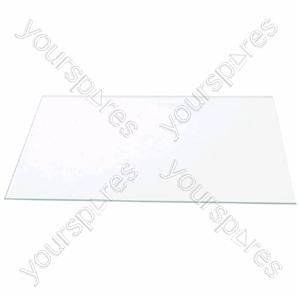 Indesit Glass shelf (478x305x4mm)