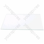 Indesit Glass shelf (478x305x4mm)