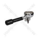 Bfc/Royal Coffee Machine 2 Cups Filter Holder Assembly Bfc/royal
