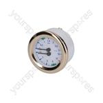 Bfc OPERA /Royal Coffee Machine Boiler-pump Pressure Gauge ø 63 Mm