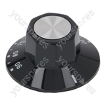 ASTORIA CMA GIADA Animo Filter Coffee Machine Knob Black ø 50 Mm 30°-90°c