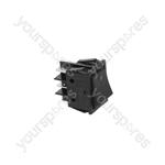 Astoria Cma/Fiorenzato C.s./Grimac/Lavazza Coffee Machine Black Bipolar Switch 16a 250v
