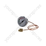 Vibiemme Coffee Machine Boiler Pressure Gauge ø 40 Mm 0÷4 Bar