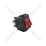 Astoria Cma/Cuppone/Zanolli/Zanussi Coffee Machine Push-button Bipolar Red 16a 250v