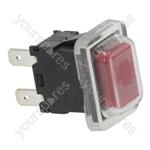 Angelo Po/Desco/Roller Grill Bain-marie Gas Red Single-pole Push-button 16a 250v