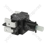 Hoover 510 Amika/Colged/Desco/Dexion Dishwasher Change-over Switch 16(4)a 250v