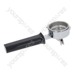 Gaggia Coffee Machine Filter Holder Assembly 2 Cups Gaggia
