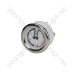 Bezzera B2006 COMPACT Bfc/Royal/Sab Italia Coffee Machine Boiler-pump Pressure Gauge ø 63 Mm